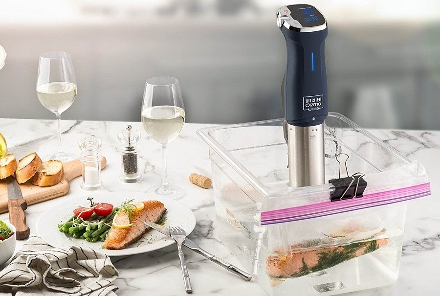 Kitchen Gizmo Sous Vide Immersion Circulator Review