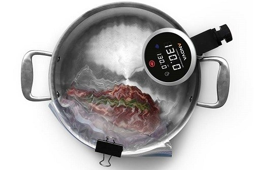 Cooking With Sous Vide