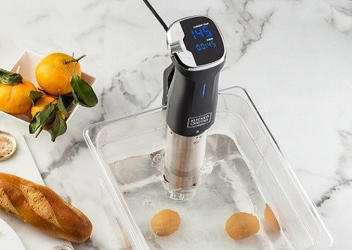 Working With Kitchen Gizmo Sous Vide Immersion Circulator